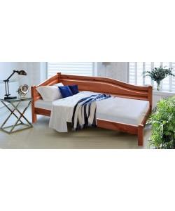 Кровать угловая-две спинки ЕЛЕНА