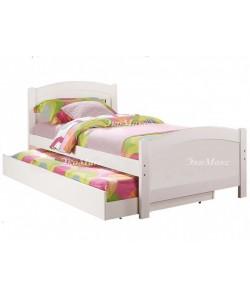 Кровать БРИЗ с дополнительным спальным местом