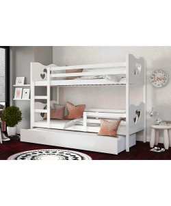 Кровать двухъярусная АМОРЭ-2