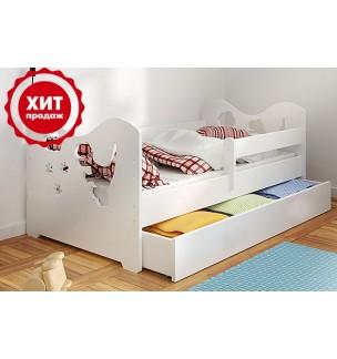 Кровать детская ДИНО