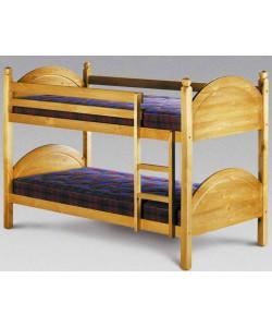 Кровать двухъярусная  НОТА