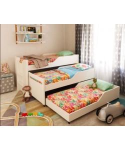Кровать 3-х ярусная выкатная УДАЧА №2