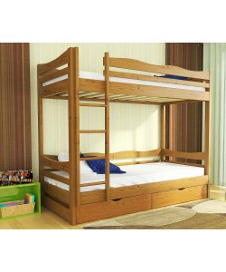 Кровать двухъярусная  ДАРИНА