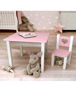 "Детский комплект стол+стул ""ЛЮБАВА"""