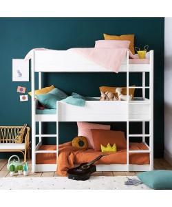 Кровать трехъярусная СКАЗКА