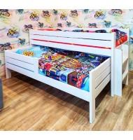 Кровать  выкатная ТВИКС